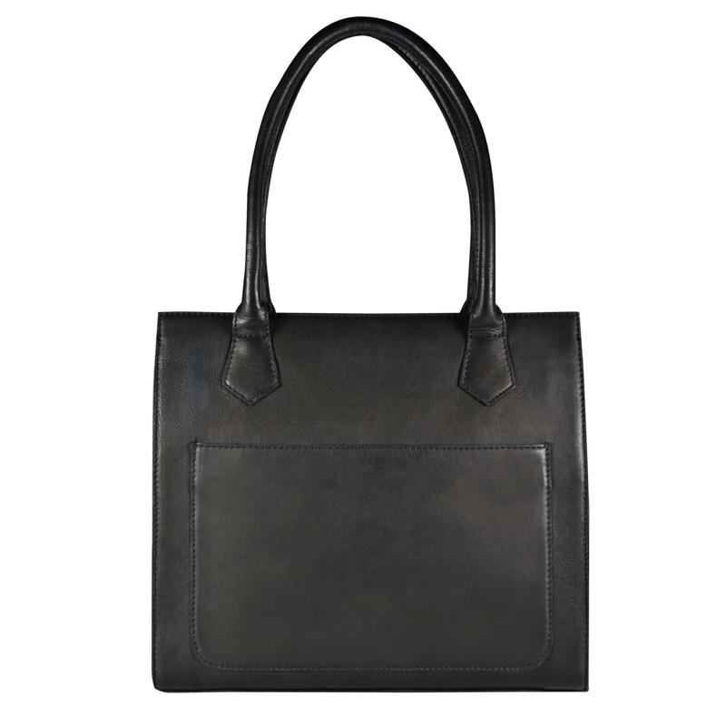 Belsac Shopper Donna Sort 1