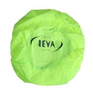 JEVA Regnslag til rygsæk Grøn