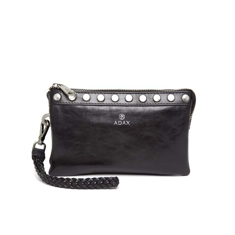 Adax Clutch Helle Salerno Sort 1