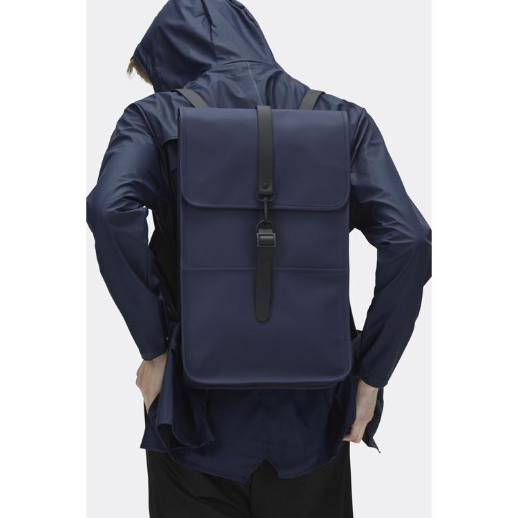 Rains Rygsæk Backpack Blå 4