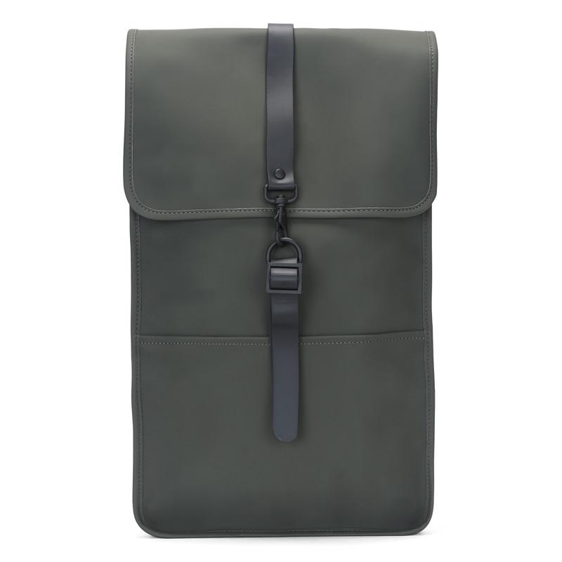 Rains Rygsæk Backpack Grøn 1