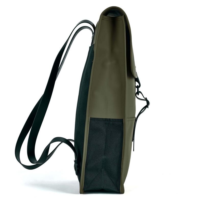 Rains Rygsæk Backpack Grøn 3