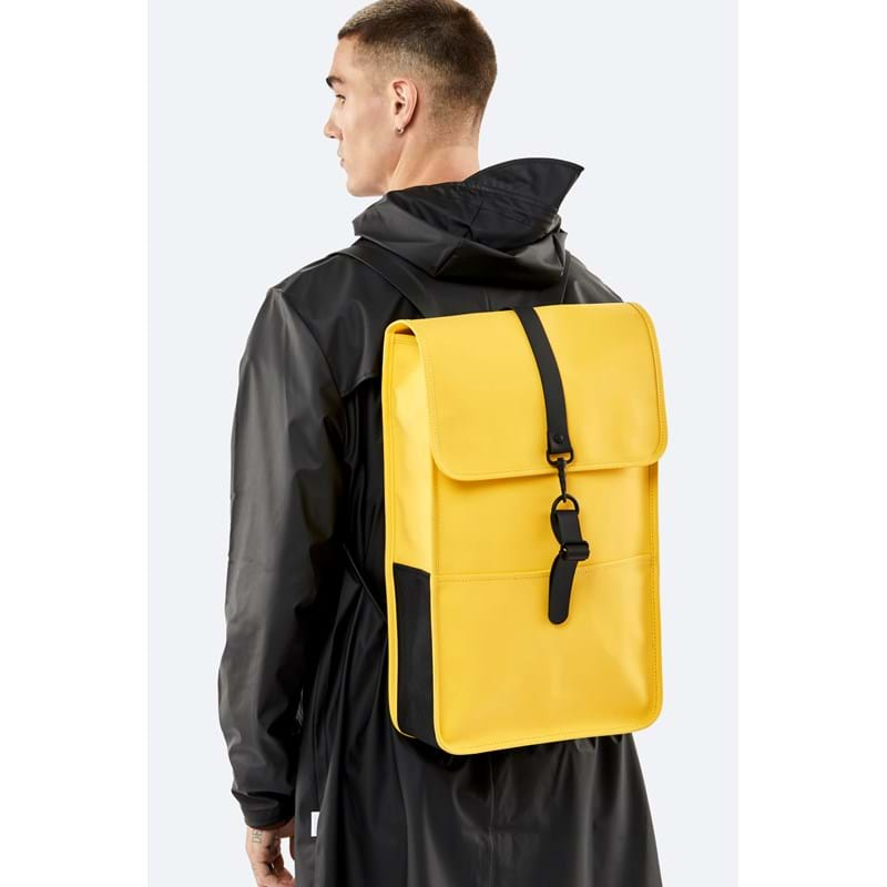 Rains Rygsæk Backpack Gul 4