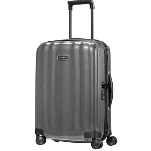 Samsonite Kuffert Lite Cube DLX 55 Cm Grå
