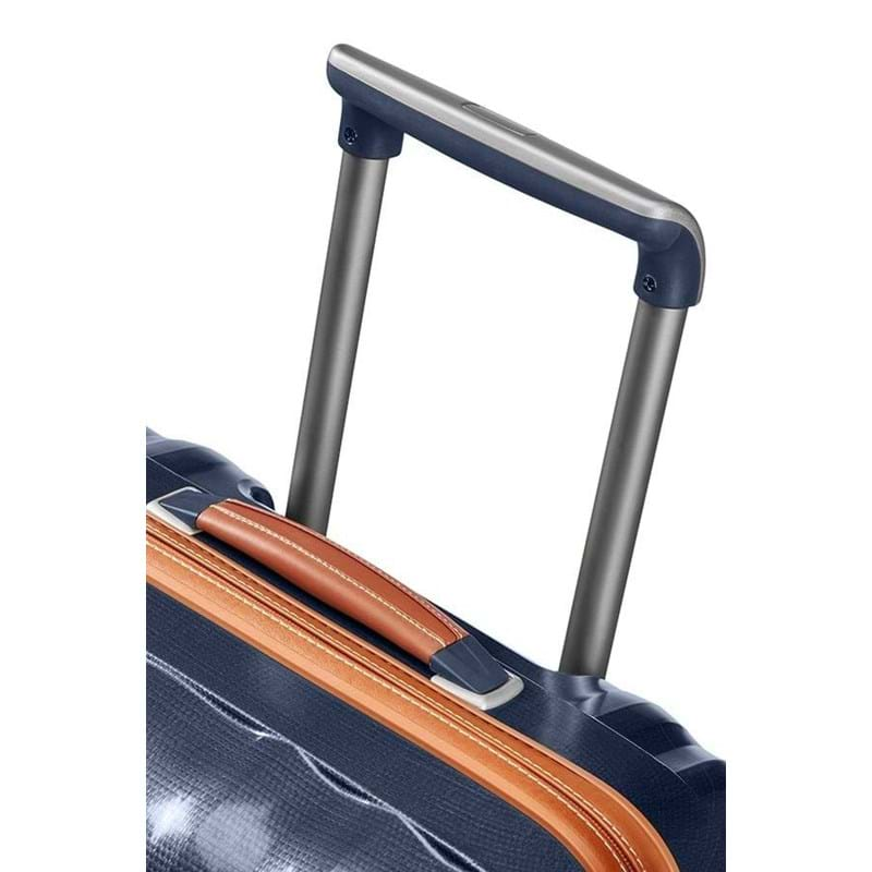 Samsonite Kuffert Lite Cube DLX M. blå 2