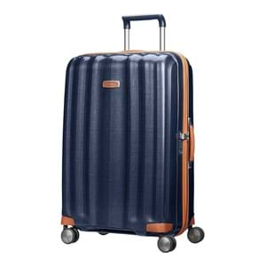 Samsonite Kuffert Lite Cube DLX 76 Cm Blå