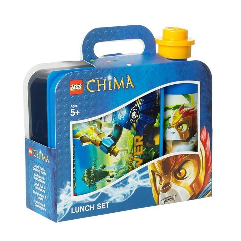 LEGO Madkassesæt Chima Mønst. 1