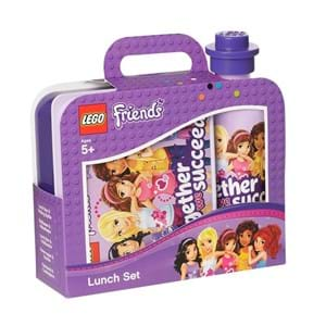 LEGO Madkassesæt Friends Mønst.