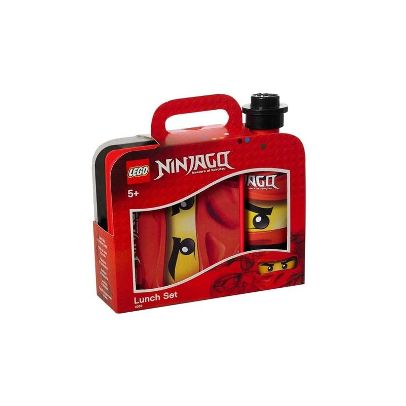 LEGO Madkassesæt Ninjago Mønst. 1