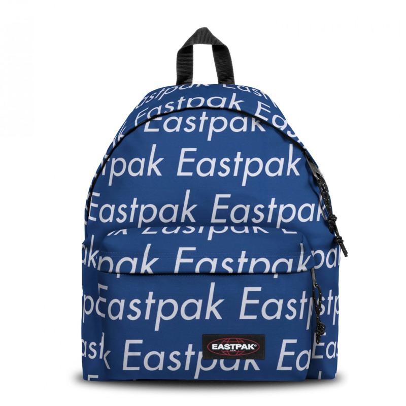 Eastpak Rygsæk Padded Pak'r Blå/hvid 1