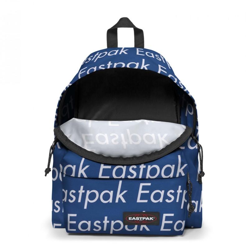Eastpak Rygsæk Padded Pak'r Blå/hvid 3