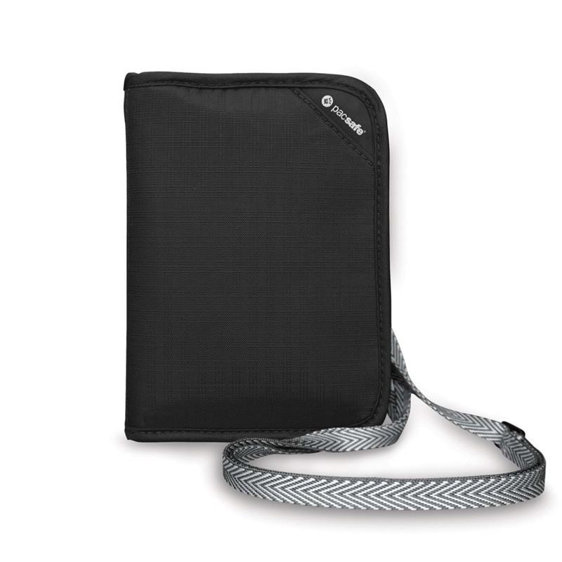 Pacsafe Taske RFIDsafe V150 Sort 1