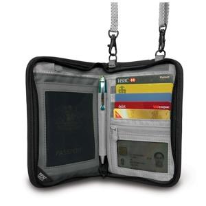 Pacsafe Taske RFIDsafe V150 Sort 2