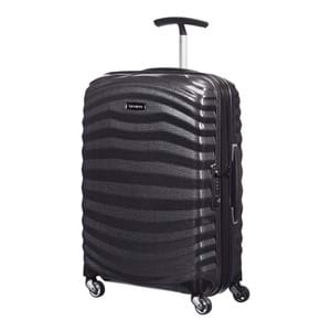 Samsonite Kuffert Lite Shock 55 Cm Sort