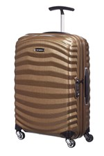 Samsonite Kuffert Lite Shock 55 Cm Brun