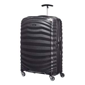 Samsonite Kuffert Lite Shock 69 Cm Sort
