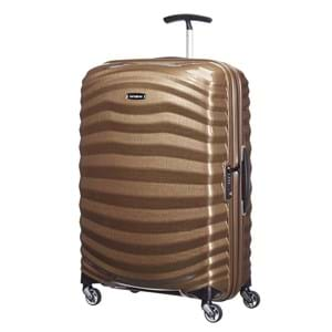 Samsonite Kuffert Lite Shock 69 Cm Brun