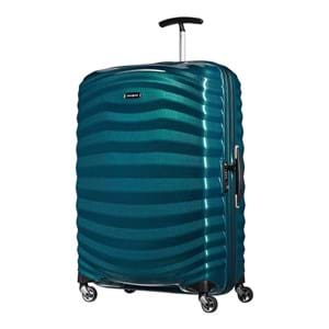 Samsonite Kuffert Lite Shock 75 Cm Blå