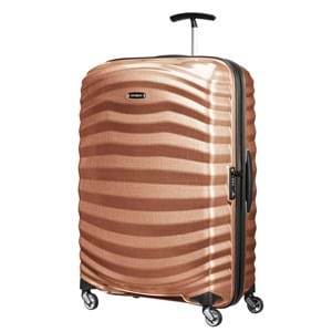 Samsonite Kuffert Lite Shock 75 Cm Sort