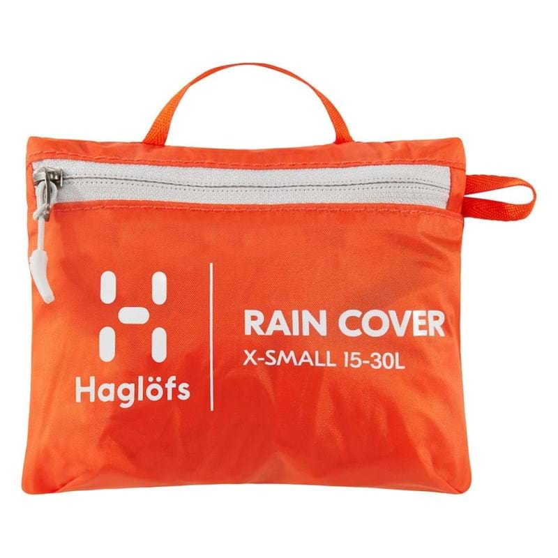 Haglöfs Regnslag XS Orange/rød 1