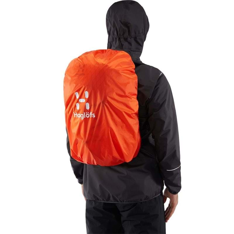 Haglöfs Regnslag XS Orange/rød 2