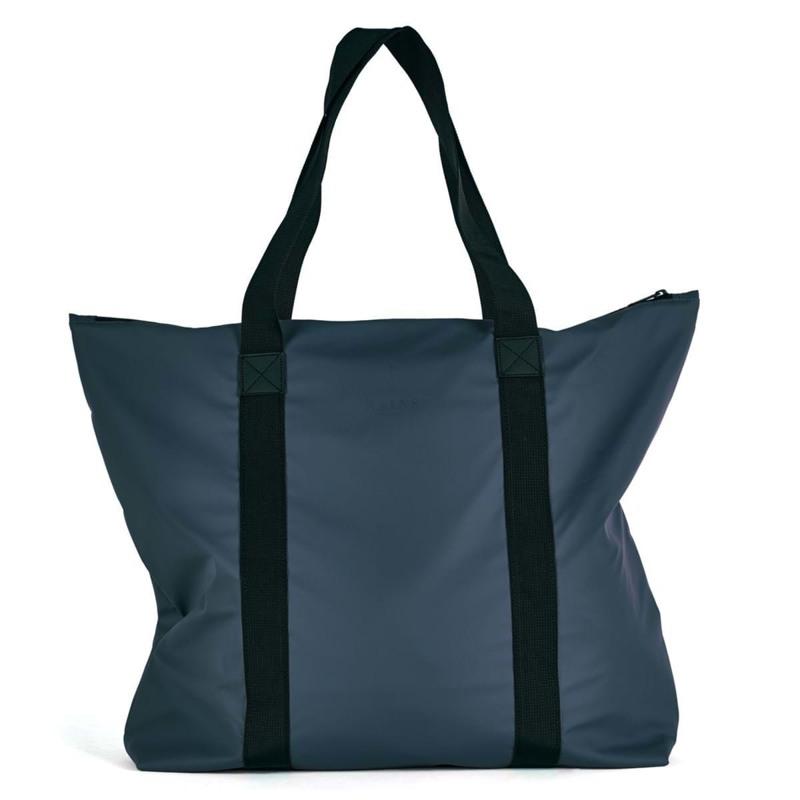 Rains Shopper Tote Bag M. blå 1