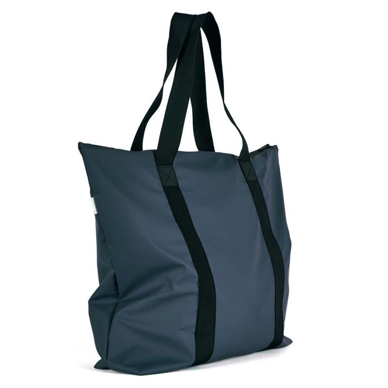 Rains Shopper Tote Bag M. blå 2