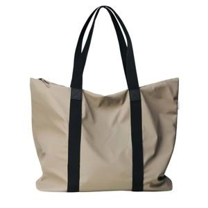 Rains Shopper Tote Bag Taupe
