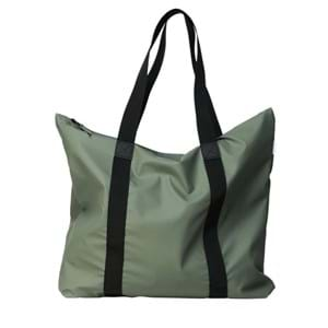 Rains Shopper Tote Bag Oliven Grøn