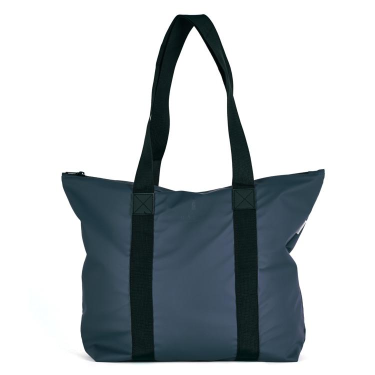 Rains Shopper Tote Bag Rush Blå 1