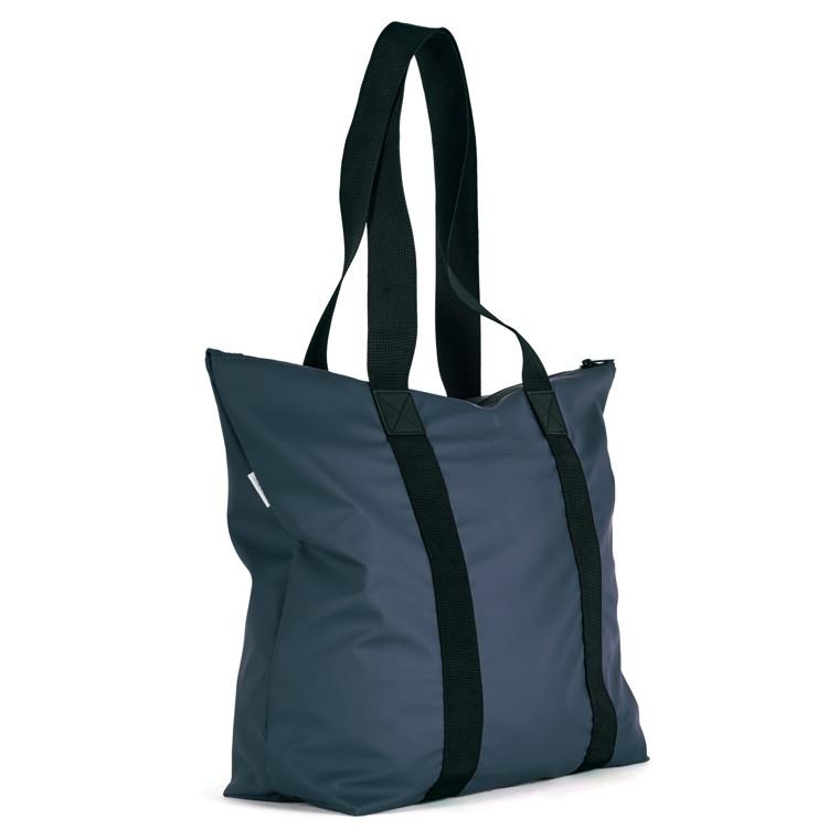 Rains Shopper Tote Bag Rush Blå 2