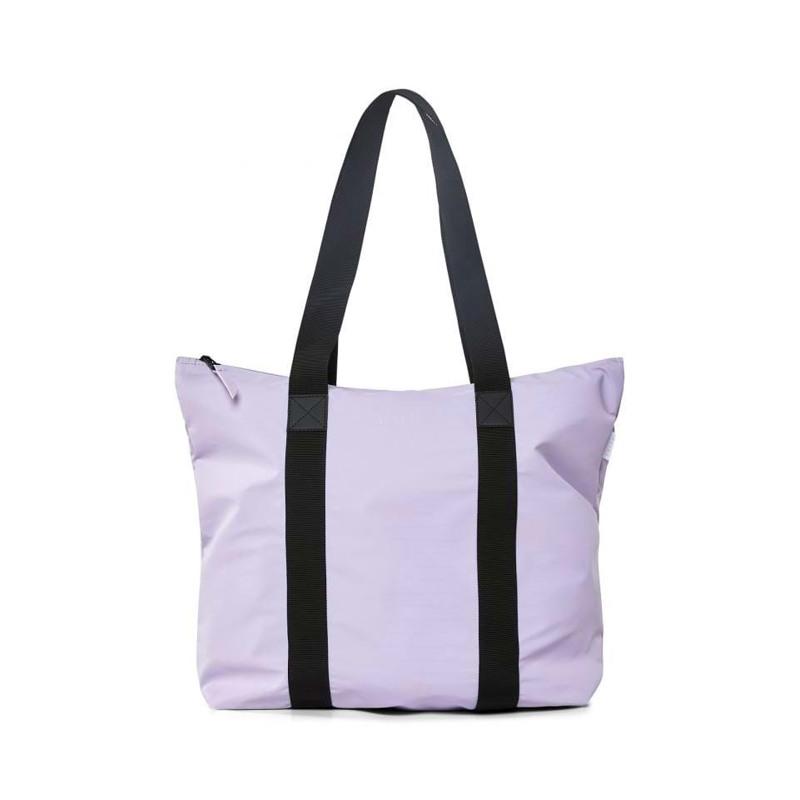 Rains Shopper Tote Bag Rush Lavendel 1