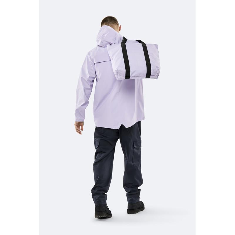Rains Shopper Tote Bag Rush Lavendel 4