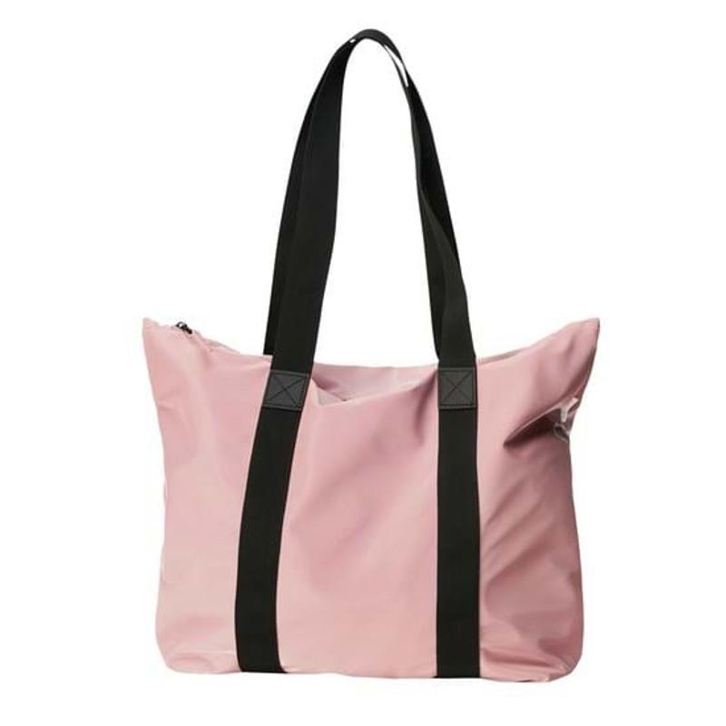 Rains Shopper Tote Bag Rush Fersken 1