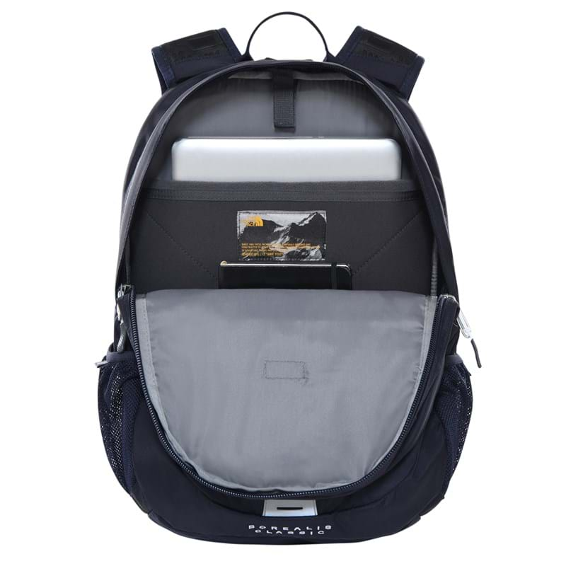 The North Face Rygsæk Borealis Classic Hvid/Navy 3