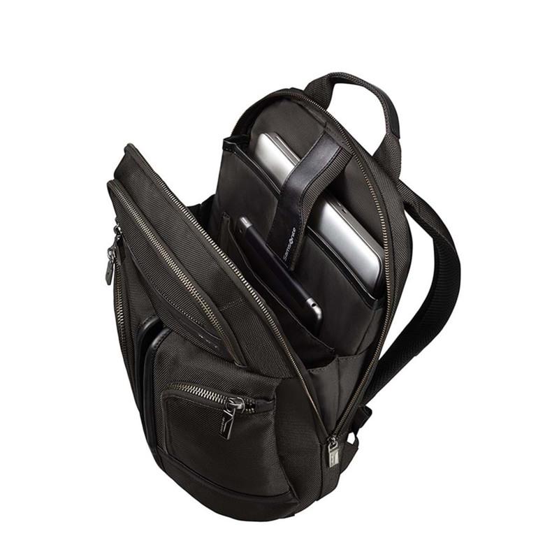 Samsonite Laptop Backpack 14,1 GT suprem Sort 2