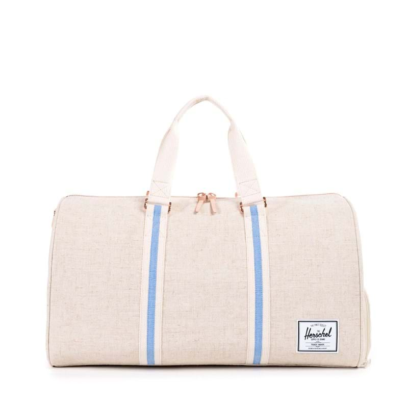 Herschel Sportstaske- Novel - spec. add Beige 1