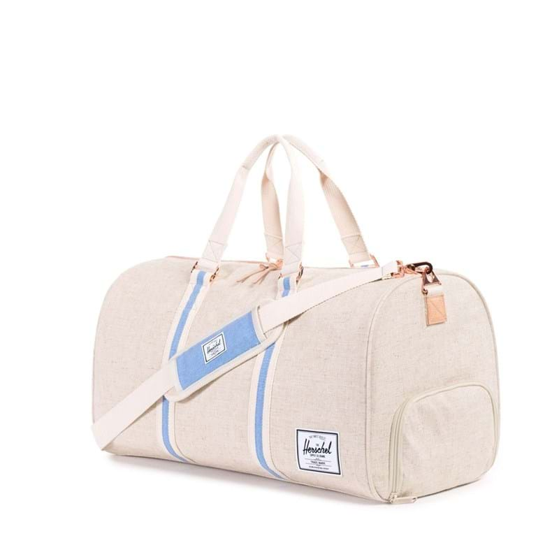 Herschel Sportstaske- Novel - spec. add Beige 3