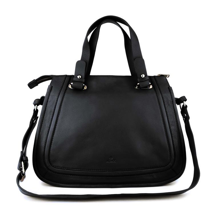 Adax Håndtaske, Sorano Sort 1