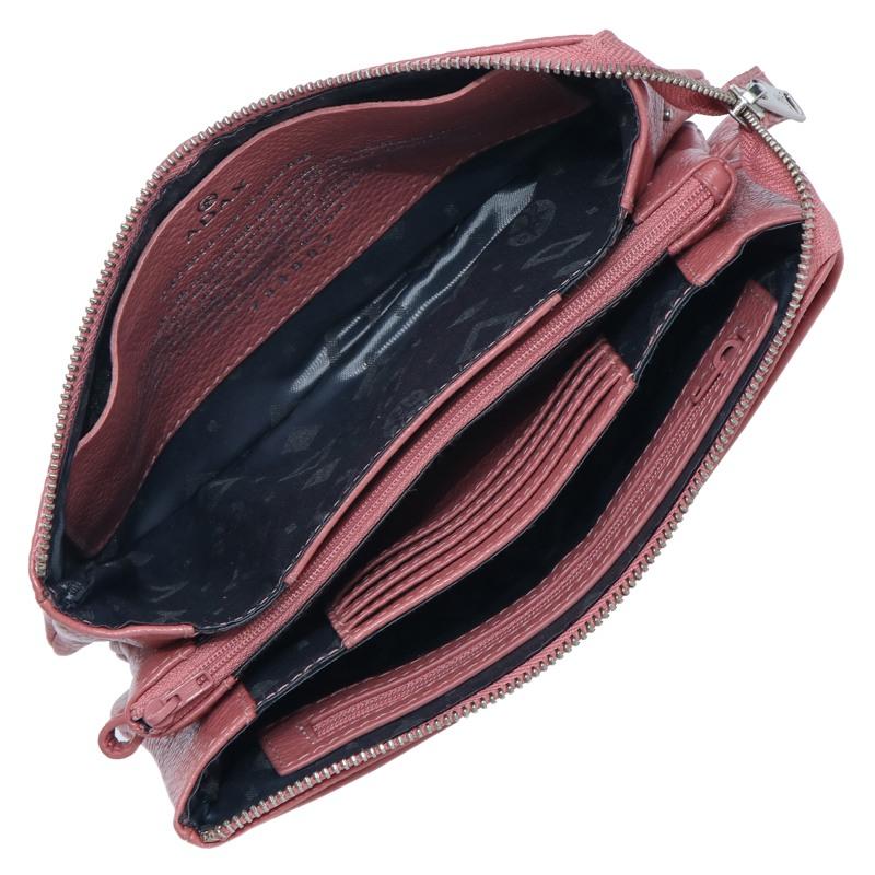 Adax Combi clutch Silja Cormorano Rosa 3