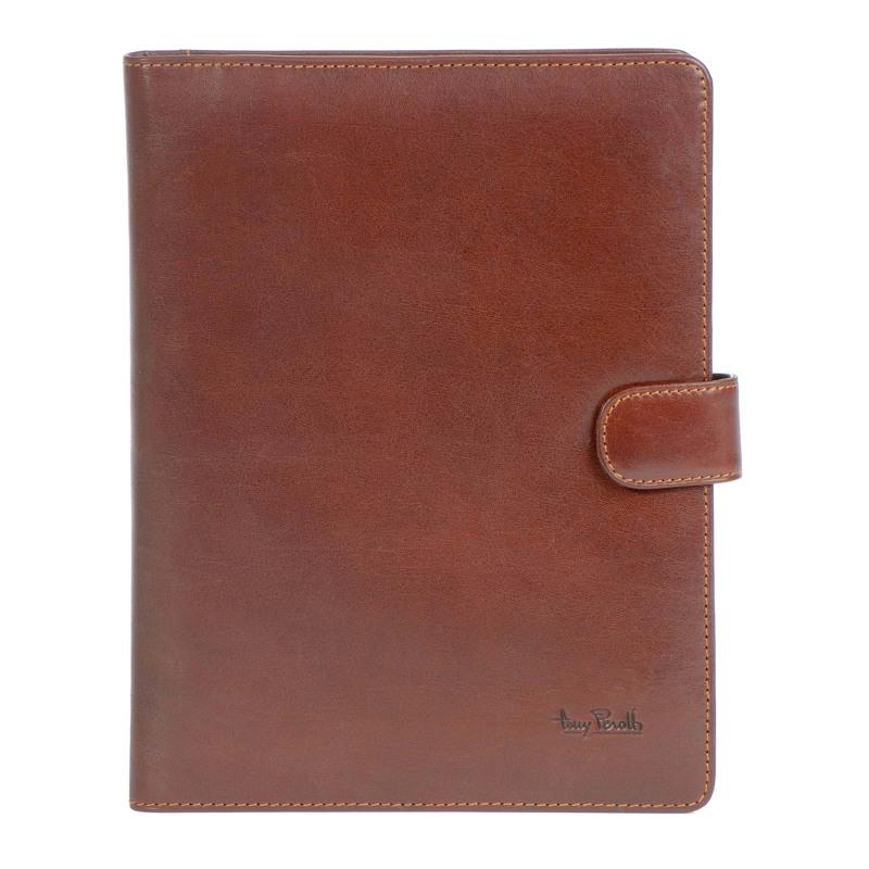 Tony Perotti Notepad A5 Brun 1