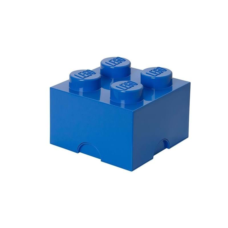 LEGO LEGO Storage Brick 4 Blå 1