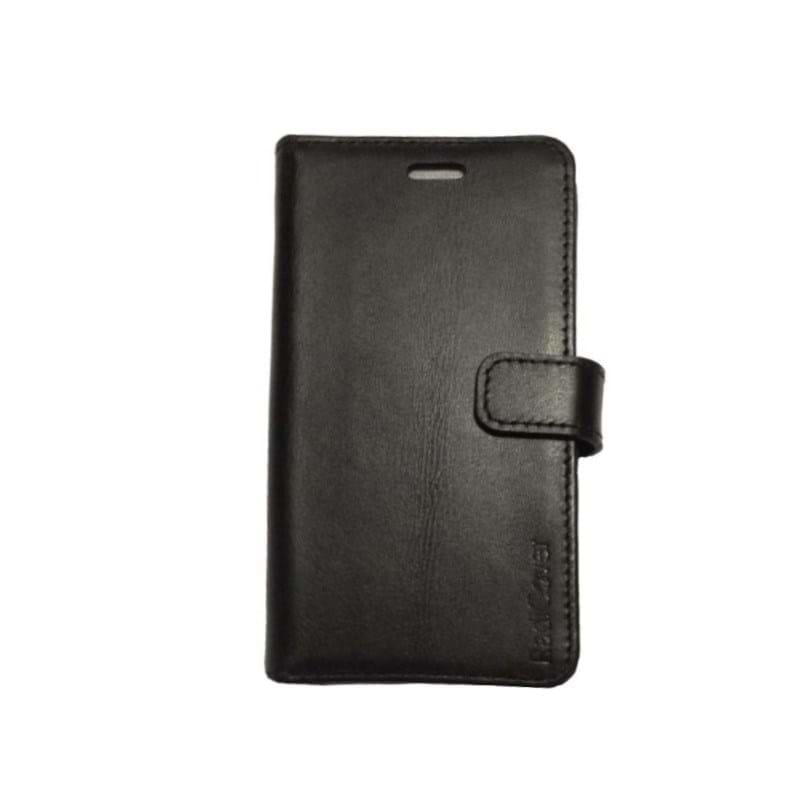 Mobilcover læder Iphone 6 Sort 3