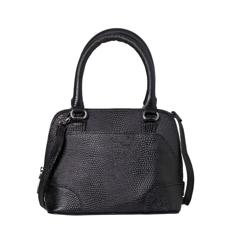 Aura Mini Håndtaske, med rem Sort 1