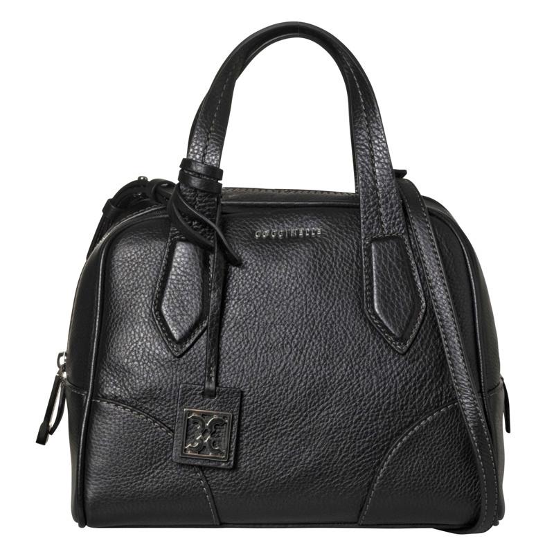 Håndtaske m/rem WA0-BRAD Sort 1