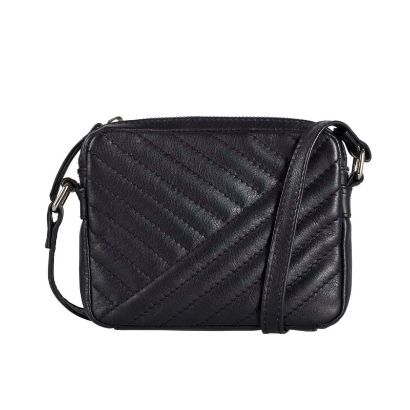 Markberg Sonia Crossbody Bag, Quilted Sort 1