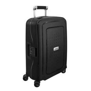 Samsonite Kuffert S.Cure DLX 55 Cm Sort