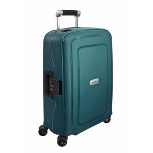 Samsonite Kuffert S.Cure DLX 55 Cm Grøn