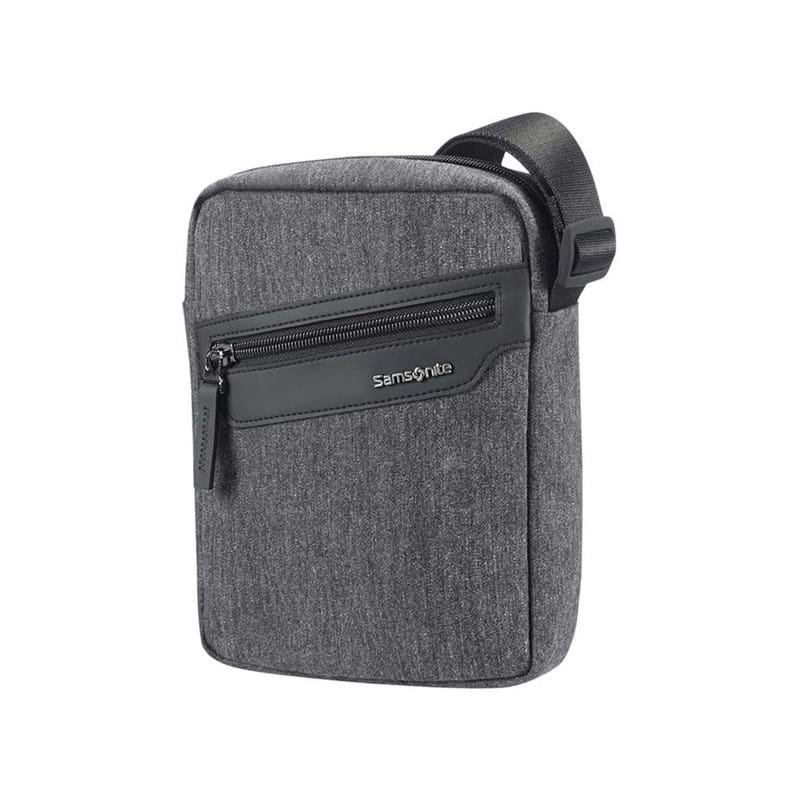 Samsonite Tablet Cross over -Hip Style - M. Grå 1