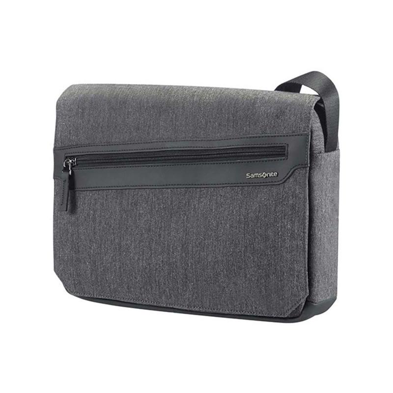 Samsonite Tablet Messenger10,1HipStyle M. Grå 2